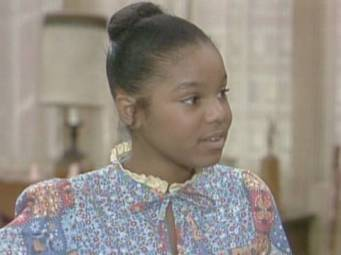 "Janet Jackson as ""Penny"",on the 70's tv show,Goodtimes."