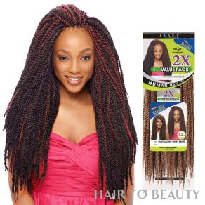 2X-TANTALIZING-TWIST-BRAID-22-Inch-Janet-Collection-Noir-Synthetic-Crochet-Braid