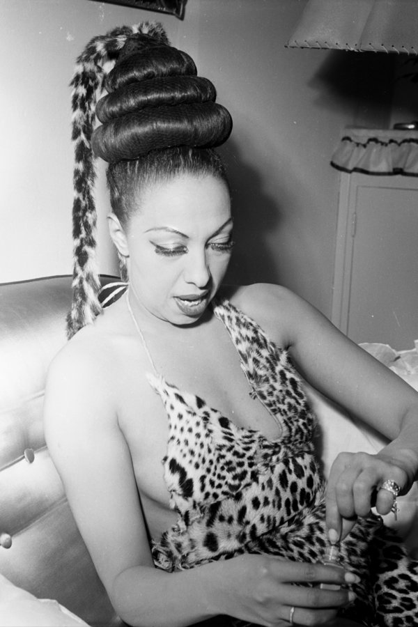 Photo of Josephine Baker